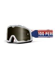 masque-pilote-moto-barstow-100-classic-white-smoke-lens-pas-cher-promo