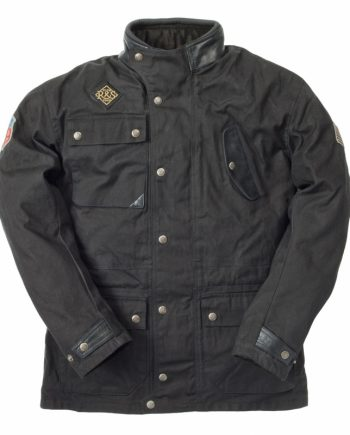 escape-waxed-black-veste-motard-pas-cher-soldes-ride-and-sons