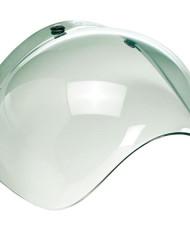 visiere bubble pressions casque jet