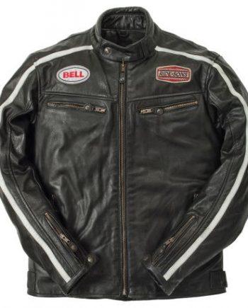veste cuir motard pas cher