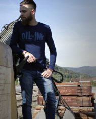 sweat collaboration malf x syre motards a la francaise edition limitee