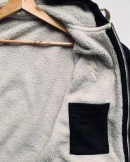 sweat shirt en sherpa chaud malf