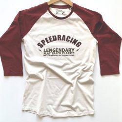 flat track t shirt motards a la francaise ftr indian bsa tracker