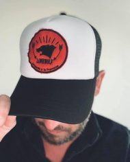 casquette lone wolf patch cafe racer motards a la francaise